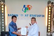 Ombudsman Aceh dan BPS Aceh Jalin Kerjasama