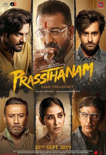 Prassthanam 2019 Hindi Movie Download WEB-DL 400MB 480p