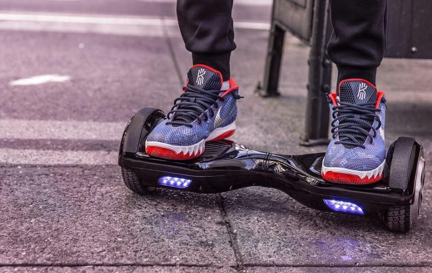 Hoverboard Lyon