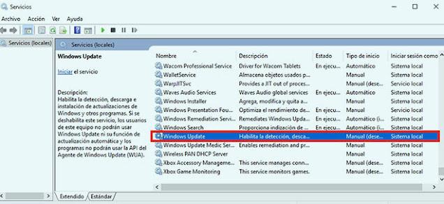 11. يتعذر على Windows 10 تثبيت تحديث (خطأ 0x80070002)