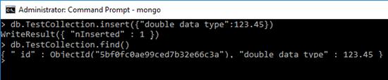 Double Datatype