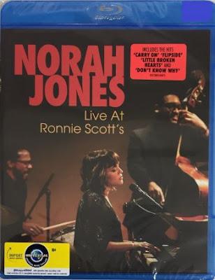 Norah Jones – Live At Ronnie Scotts 2017 (2018) BDRip (720p)