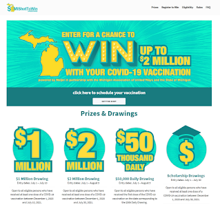 Mishottowin .com Get a Covid 19 vaccination reword from Mishottowin.com