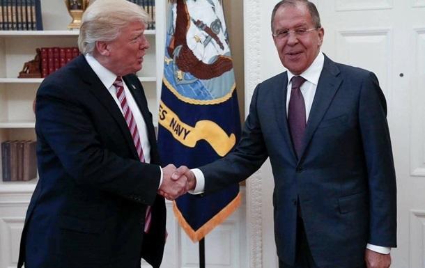Після візиту Лаврова в Білий дім США вивезли з РФ топшпигуна - ЗМІ