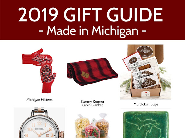 2019 Gift Guide: Made in Michigan