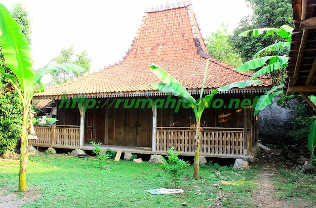 Rumah Joglo Ndoro Angklung