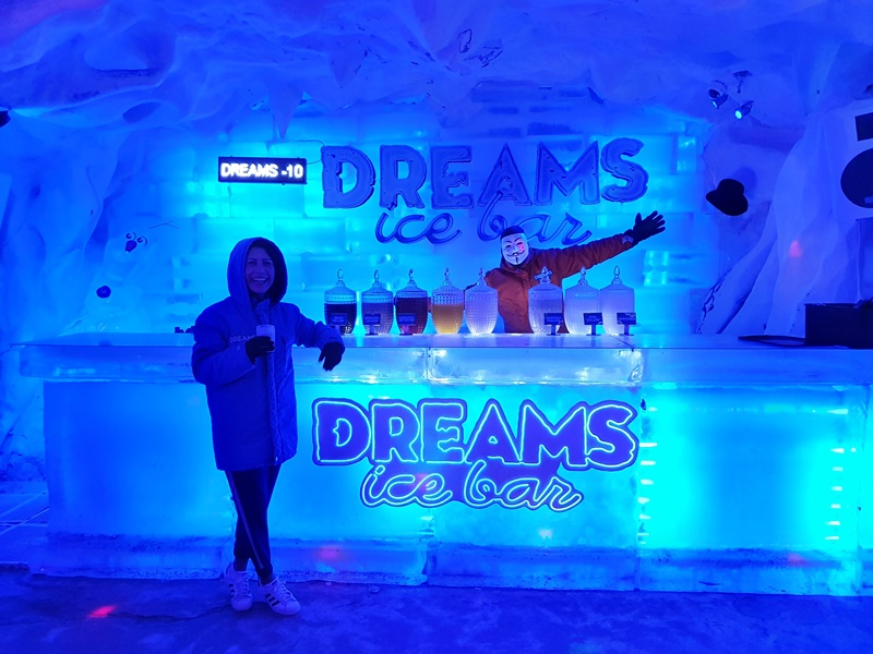 Bar de Gelo Foz do Iguaçu, Dreams Ice Bar