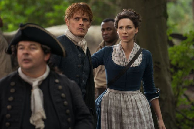 OUTLANDER   Recensione 4x02: Do No Harm