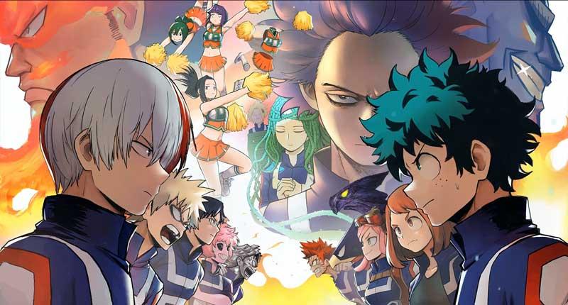 Shoto todoroki boku no hero academia wallpaper engine download wallpaper. Boku no Hero Academia Ultimate Edition Wallpaper Engine ...