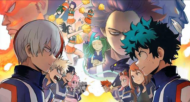 Boku no Hero Academia Ultimate Edition