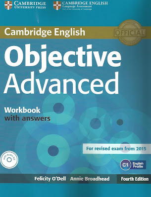 Objective Advanced Workbook 4th Edition (PDF + CD audio)