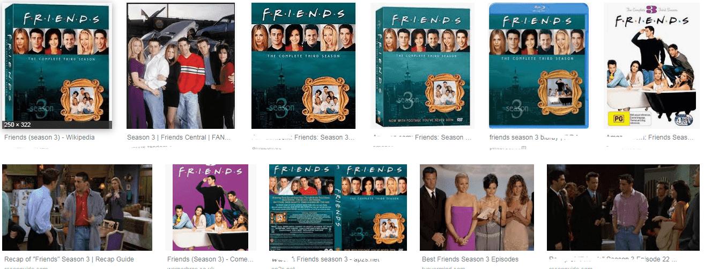 Index Of Friends Season 3 [480p & 720p]