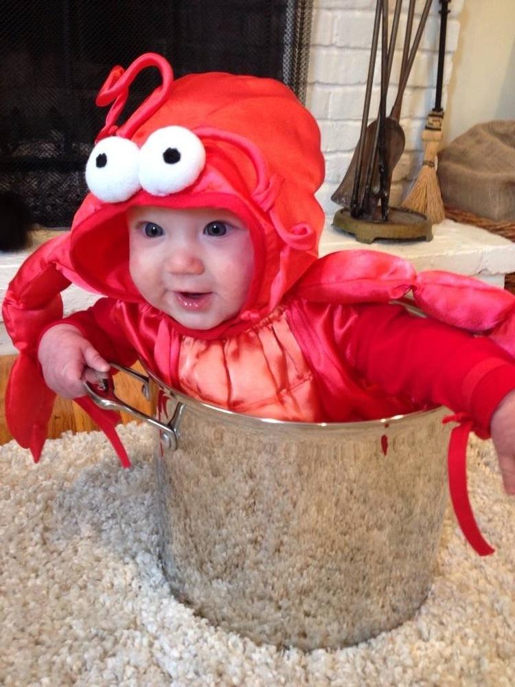 Ten Of The Coooooooolest Halloween Costumes For Your Peanut