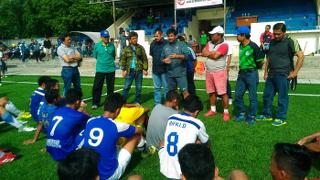 Pelatih Tim Nasional U-19 Indra Sjapri menggelar sejumlah seleksi di sejumlah daerah untuk persiapan turnamen Piala AFF U-19 di Yangon Myanmar awal September mendatang