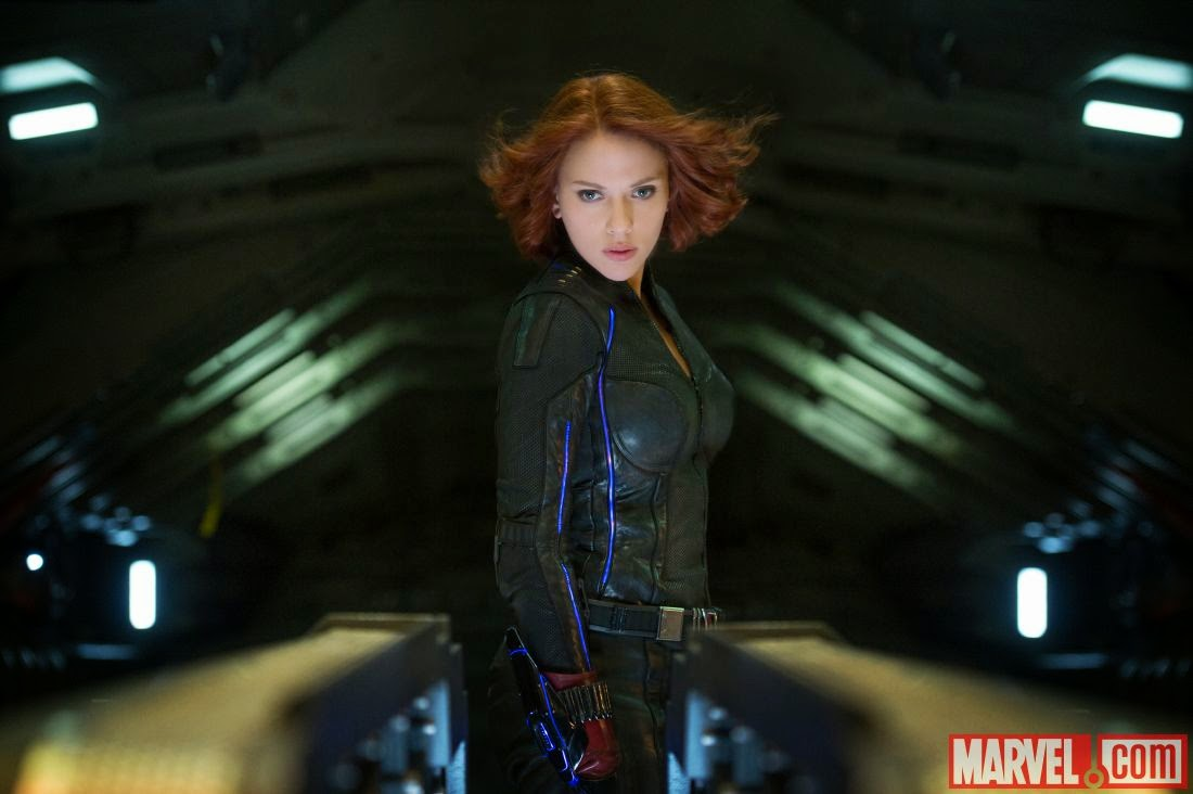 Hello, Tailor: What was up with that Black Widow scene in Avengers