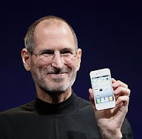 Steve Jobs. 1955-2011 Gracias por iluminar y dinamizar nuestras vidas con tu genial creatividad.