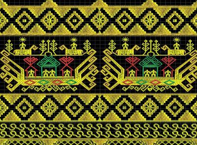 Kain Batik Lampung