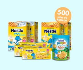 Prueba Nestlé Woom