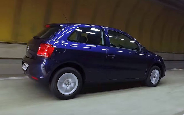 VW Gol 2017 2 portas