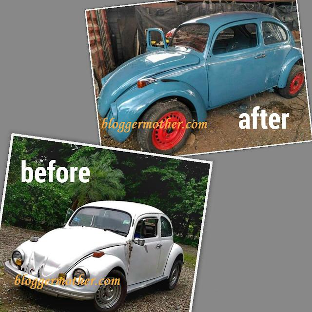 VW Beetle (Brazil)