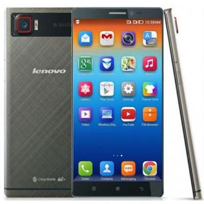 Spesifikasi Vibe Z2 Pro K920   Berbanding lurus dengan desain kece-nya, jeroan mesin Lenovo K920 gak kalah oke punya loh. Dipersenjatai dengan chipset Qualcomm Snapdragon 801 Quad-core 2.5 GHz Krait 400 GPU Adreno 330, sistem operasinya juga sudah yang terbaru yakni Android KitKat v 4.4.2. Jika Anda pengincar gadget spesfikasi tinggi dan mendambakan kecepatan eksekusi, Lenovo K920 sangat worth it untuk ditunggu. Dengan kapasitas RAM 2 GB RAM kegiatan multitasking atau membuka aplikasi berat sekalipun akan terasa enteng-enteng saja.       Desain Lenovo K920 tidak jauh berbeda dari pendahulunya, Lenovo Vibe Z. Meski mirip namun ternyata ponsel ini punya ketebalan lebih tipis daripa pendahulunya tersebut yaitu 7,7 mm saja. Bodinya berbalut metal memberikan kesan elegan sekaligus canggih. Kalau Anda suka gadget dengan tampilan mewah, tampaknya K920 cocok untuk Anda genggam. Layar lebar dengan bodi tipis ini mengingatkan kita akan phablet Sony Xperia Z Ultra yang mungkin akan saling berebut pasar phablet dengan K920.      Kebanyakan gadget berlayar gede tidak dipersenjatai dengan kamera yang mumpuni, sebut saja iPad mini, ia tidak miliki flash. Namun Lenovo K920 menawarkan kamera yang tidak tanggung-tanggung, 16 megapixel untuk kamera utama dan 5 megapiksel untuk kamera depannya! Kamera utamanya dilengkapi dengan du