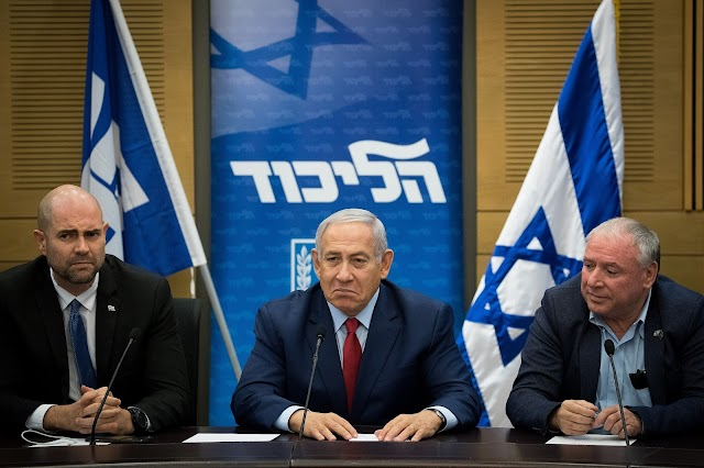 After the Knesset is dissolved, Netanyahu seeks to tighten his grip on Likud