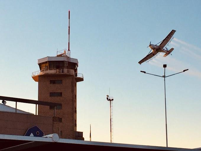 Se realizó en Mendoza la primera aeroaplicación contra el coronavirus