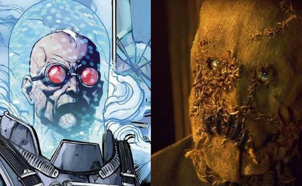 'The Batman': Novas fotos indicam participação do Sr. Frio e do Espantalho no universo do filme