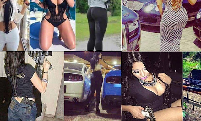 Fotografias: Así son las mujeres de los narcotraficantes de Sinaloa, se transforman para gustarles más.