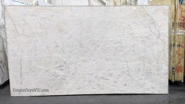 Cristallo White Quartzite  NYC