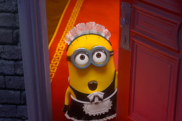 minion Despicable Me 2 2013 animatedfilmreviews.blogspot.com