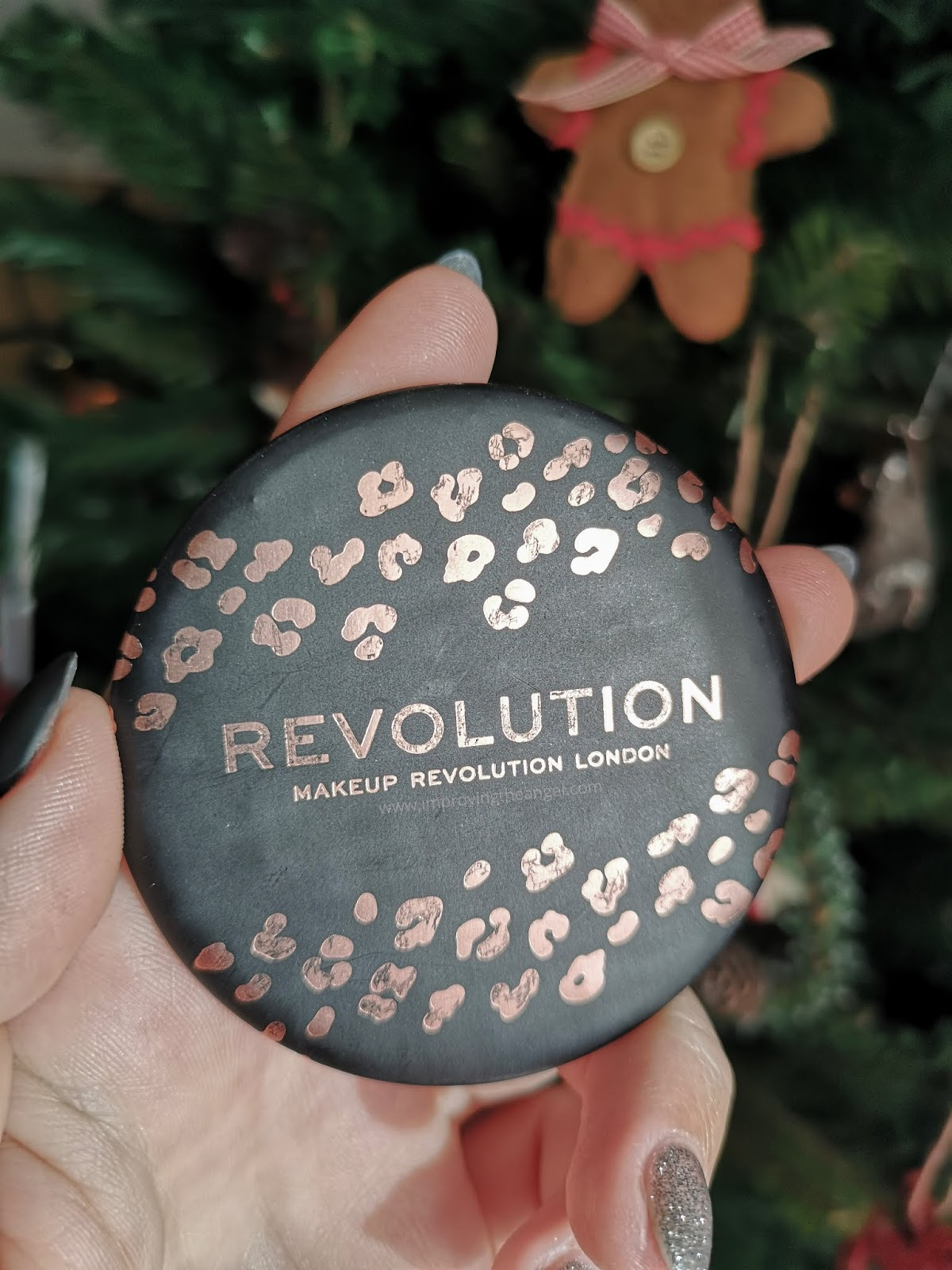 Calendario Adviento Makeup Revolution 2019