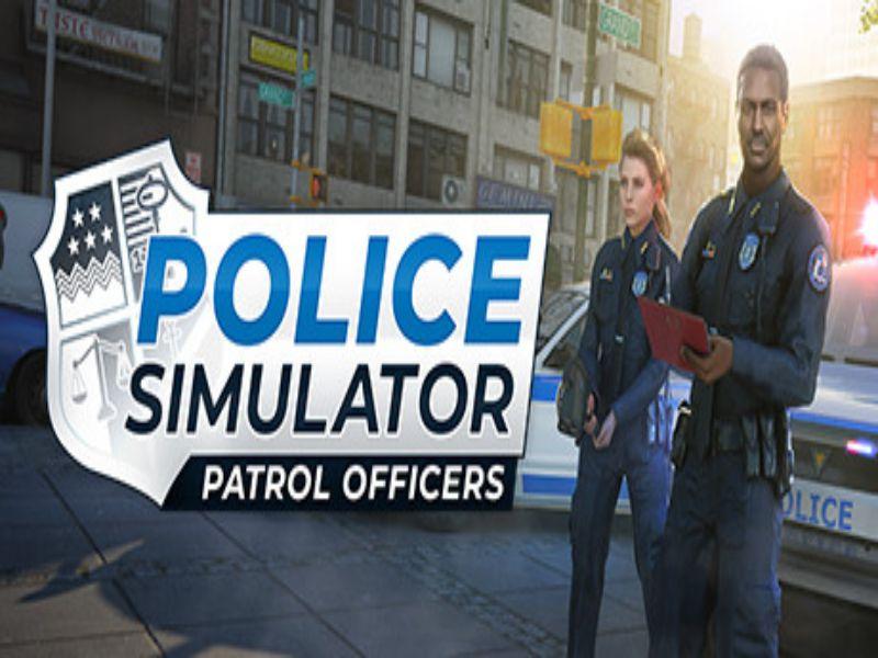 Download Police Simulator Patrol Officers Game PC Free
