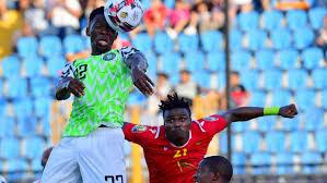 مشاهدة مباراة نيجيريا وبنين