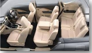 interior Mitsubishi Xpander 2017