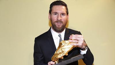 leo messi sexta bota de oro 2019 noticia