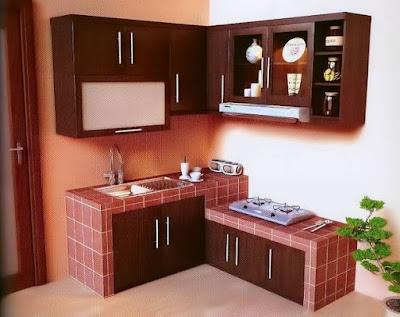 Gambar Desain Dapur Minimalis Terbaru