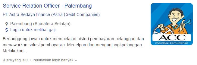 Lowongan Kerja Terbaru Kabupaten Ogan Komering Ulu 2019.