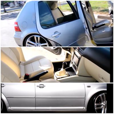 Golf4 de Volkswagen : Voiture très performante et confortable avec des options plus sollicités