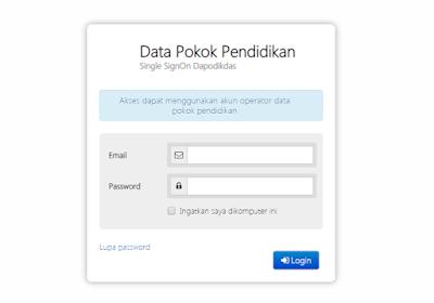 On Line-Cara Input Realisasi Penggunaan Dana BOS di Laman BOS Kemdikbud