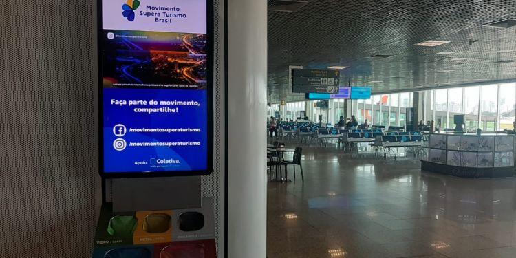 Supera Turismo Brasil e Coletiva Mídia formalizam parceria de impacto nacional