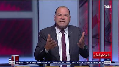 نشات الديهى, المصريين, الرئيس السيسى, ارض الواقع,