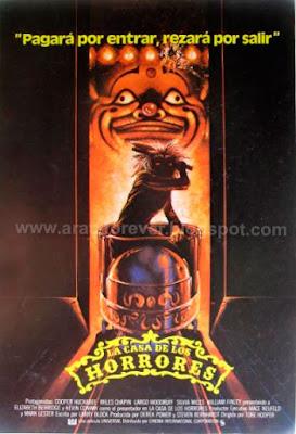 La casa de los horrores, 1981, Tobe Hooper