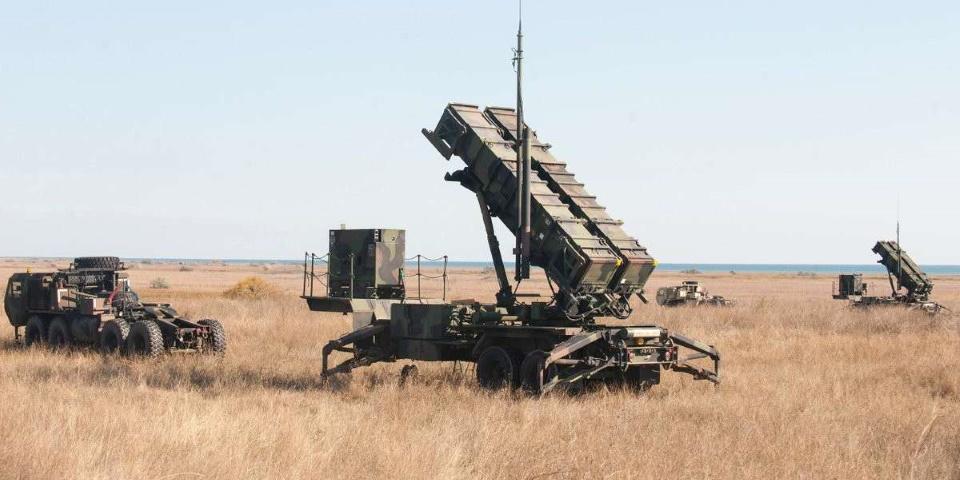 США допоможуть Україні модернізувати протиповітряну та протиракетну оборону