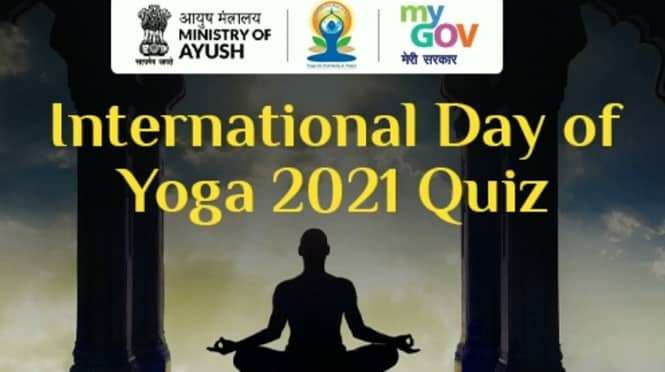 International Yoga Day 2021 Quiz