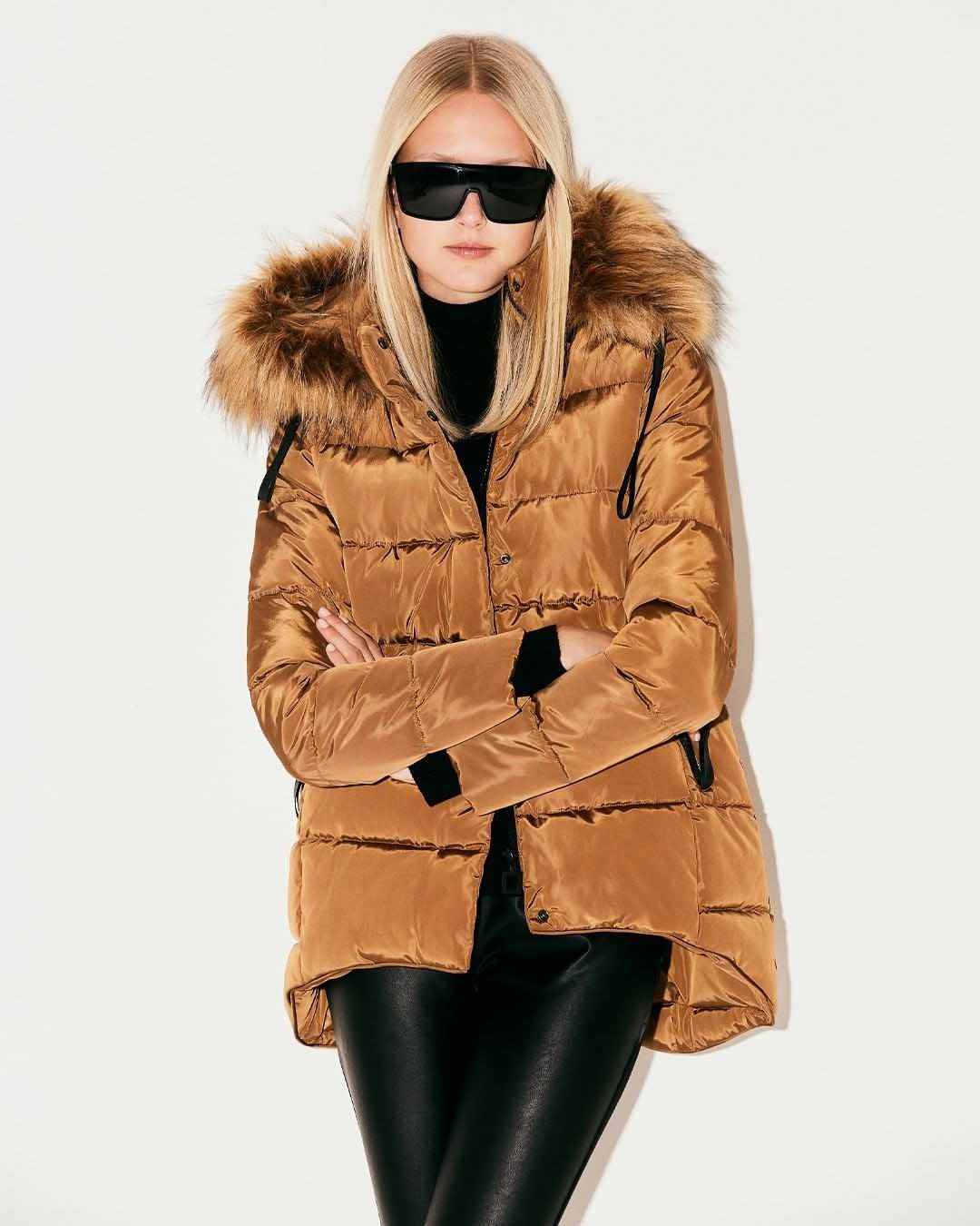 moda invierno 2021 camperas inflables mujer