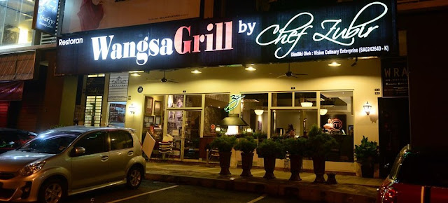Review: Restoran Wangsa Grill by Chef Zubir