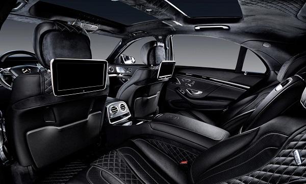 Vilner Mercedes AMG S 63