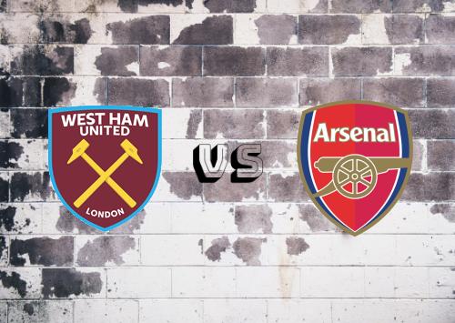 West Ham United vs Arsenal  Resumen y Partido Completo