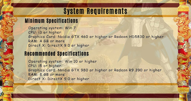 System Requirements Lost Saga Remastered
